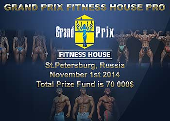 Grand Prix Fitness House 2014