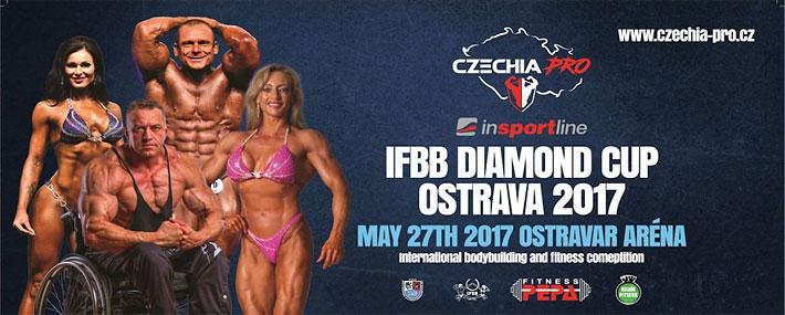 2017 IFBB Diamond Cup Ostrava & IFBB Ostrava PRO