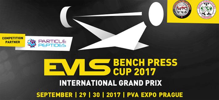 2017 EVLS Bench Press Cup
