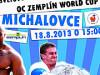 OC Zemplín World Strongman Cup 2013 - výsledky a fotografie