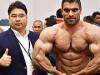 2015 AFBF Majstrovstvá Ázie v kulturistike a fitness - váženie