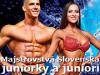 Ďubekovci pripravení na 2018 Slovenský šampionát juniorov