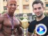 Dominik ANTOŠ na súťaži 2018 IFBB Diamond Cup Serbia