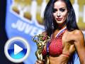 VIDEOKLIP - kategória Bikinifitess na 2016 Majstrovstvách sveta masters