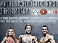 VSTUPENKY na SAFKST Majstrovstvá Slovenska a Elite PRO Show, Nitra