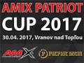Záujem o 2017 AMIX Patriot Cup prekonal naše očakávania - ďakujeme!