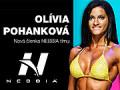 Olívia POHÁNKOVÁ získala podporu spoločnosti NEBBIA