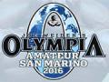 2016 Olympia Amateur San Marino - ako sa darilo výberu Slovenska?