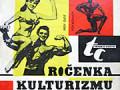 Ročenka kulturistiky 1966 - história sa začala písať pred 50. rokmi
