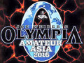 2016 Olympia Amateur Asia, HongKong - 2. deň súťaže