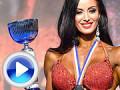 VIDEOKLIP - Bikinifitness na 2017 Majstrovstvách Európy, FINAL 1
