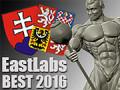Senior EastLabs.SK Best - nominácie klasická kulturistika a kulturistika