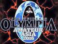EastLabs Team na súťaži 2016 Olympia Amateur Asia