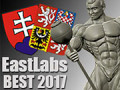 Priebežné výsledky súťaže 2017 Junior EastLabs.SK Best - BODYFITNESS