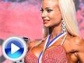 VIDEOKLIP - Bikinifitness na 2017 Majstrovstvách Európy, FINAL 2