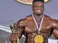 2017 Arnold Classic Europe, Men's bodybuildng