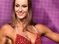 Kristína BRAŽINOVÁ - kombinuje bikinifitness s crossfitom