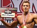 2015 Olympia Amateur Moscow - finále, men´s physique