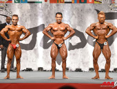 2015 Asian Championships - Classic Bodybuilding OVERALL