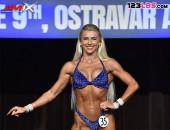 2018 Diamond Ostrava, Master Bikini