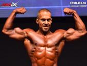 2018 Slovensko Bodybuilding 90kg