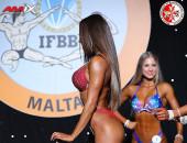 2018 IFBB Malta - Timea TRAJTEĽOVÁ 2