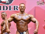 2018 Diamond Madrid, Day 2 - Bodybuilding 90kg plus