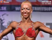 Extrifitslovakia Cup 2018, Bodyfitness nad 163cm