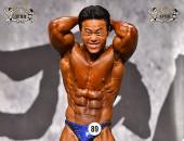 2015 Asian Championships - Bodybuilding 70kg