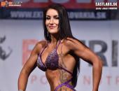 Extrifitslovakia Cup 2018, Bodyfitness do 163cm
