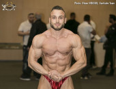 2017 Arnold Classic Europe - weightin 1