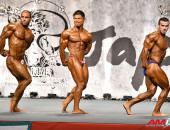 2015 Asian Championships - Bodybuilding 85kg FINAL