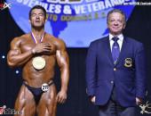 2016 World Juniors - Bodybuilding OVERALL
