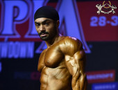 2014 Olympia Amateur Moscow - Prejudging 70kg