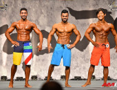 2015 Asian Championships - M Physique over 172cm