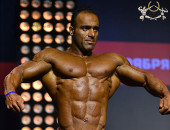 2014 Olympia Amateur Moscow - Prejudging 90kg