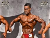 2015 Asian Championships - Bodybuilding 60kg