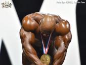 2017 Mr Olympia - Heath vs Big Ramy