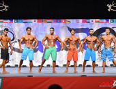 2015 Asian Championships - M Physique FINAL