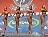 2017 Weider Legacy - Bikini OVERALL