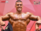 2018 Diamond Madrid, Day 2 - Bodybuilding 90kg