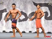 2015 Asian Championships - M Physique OVERALL
