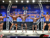 2016 Tampa PRO - Classic Physique