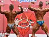 2018 Diamond Madrid, Day 1 - Classic BB Overall