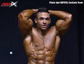 2016 World Juniors - Bodybuilding over 75kg