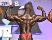 2017 Olympia Spain - BB 100kg