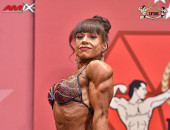 2018 Diamond Madrid, Day 1 - Women's Physique