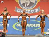2017 Weider Legacy - Bodyfitness OVERALL