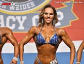 2017 Weider Legacy - Bodyfitness 168cm
