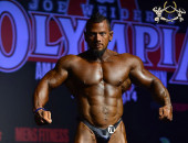 2014 Olympia Amateur Moscow - Prejudging 80kg